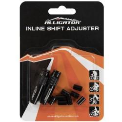 Alligator Bullet In-Line Adjuster