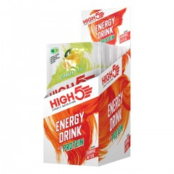High-5 EnergyDrink + Protein Citrus 564g