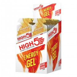 High-5 EnergyGel-BananaBlast