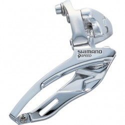 Shimano R443 Triple FD for straight bar