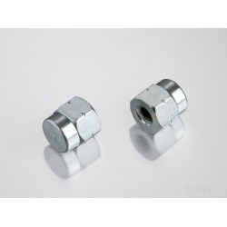 Tacx T1416 Axle Nuts 3/8