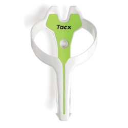 Tacx Foxy Bottlecages white/green
