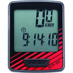 BBB BCP-05 DashBoard 7F Blk-Red