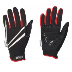 BBB BWG-16 Gloves Coldzone Black Red S